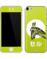 Cell Monochrome Apple iPod Skin