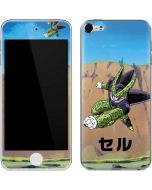 Cell Power Punch Apple iPod Skin
