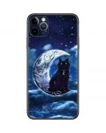 Celtic Black Cat iPhone 11 Pro Max Skin