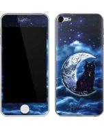 Celtic Black Cat Apple iPod Skin