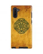 Celtic Cross Galaxy Note 10 Pro Case