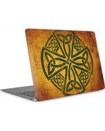 Celtic Cross Apple MacBook Air Skin