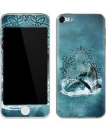 Celtic Dolphin Apple iPod Skin