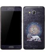 Celtic Unicorn Galaxy Grand Prime Skin