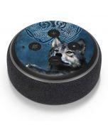 Celtic Wolf Amazon Echo Dot Skin