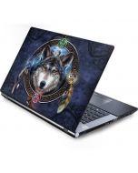 Celtic Wolf Guide Generic Laptop Skin