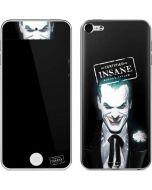 Certified Insane - The Joker Apple iPod Skin