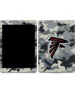 Atlanta Falcons Camo Apple iPad Air Skin