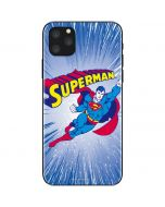 Charging Superman iPhone 11 Pro Max Skin