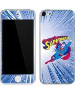 Charging Superman Apple iPod Skin