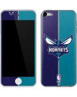 Charlotte Hornets Canvas Apple iPod Skin