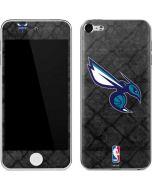 Charlotte Hornets Dark Rust Apple iPod Skin