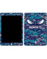 Charlotte Hornets Digi Camo Apple iPad Skin
