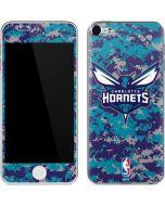 Charlotte Hornets Digi Camo Apple iPod Skin