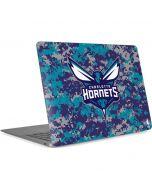 Charlotte Hornets Digi Camo Apple MacBook Air Skin