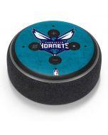 Charlotte Hornets Distressed-Aqua Amazon Echo Dot Skin