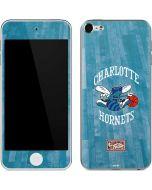 Charlotte Hornets Hardwood Classics Apple iPod Skin