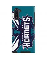Charlotte Hornets Large Logo Galaxy Note 10 Pro Case