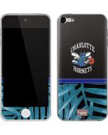 Charlotte Hornets Retro Palms Apple iPod Skin