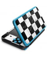 Checkered Marble 2DS XL (2017) Skin