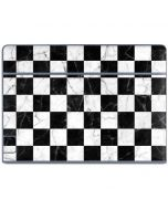 Checkered Marble Galaxy Book Keyboard Folio 10.6in Skin