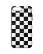 Checkered Marble iPhone 8 Plus Pro Case