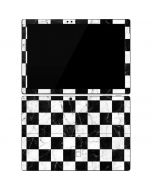 Checkered Marble Surface Pro 7 Skin