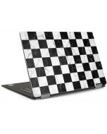 Checkered Marble Dell XPS Skin