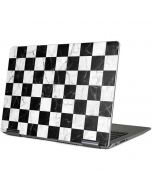 Checkered Marble Yoga 710 14in Skin