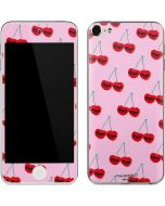Cherry Lash Apple iPod Skin