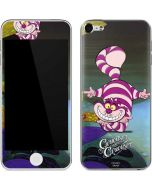 Cheshire Cat Curiouser Apple iPod Skin
