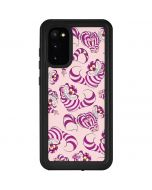 Cheshire Cat Galaxy S20 Waterproof Case
