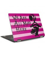 Cheshire Cat We Are All Mad Here Dell XPS Skin
