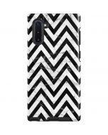 Chevron Marble Galaxy Note 10 Pro Case