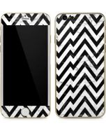 Chevron Marble iPhone 6/6s Skin