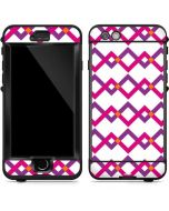 Chevron White Out LifeProof Nuud iPhone Skin
