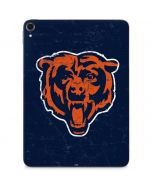Chicago Bears - Alternate Distressed Apple iPad Pro Skin