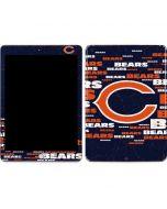 Chicago Bears Blast Apple iPad Skin
