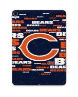 Chicago Bears Blast Apple iPad Pro Skin