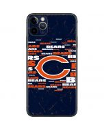 Chicago Bears Blast iPhone 11 Pro Max Skin