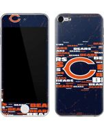 Chicago Bears Blast Apple iPod Skin