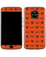 Chicago Bears Blitz Series Moto X4 Skin