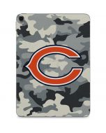 Chicago Bears Camo Apple iPad Pro Skin