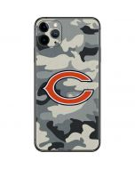 Chicago Bears Camo iPhone 11 Pro Max Skin