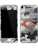 Chicago Bears Camo Apple iPod Skin