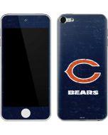 Chicago Bears Distressed Apple iPod Skin