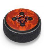 Chicago Bears Double Vision Amazon Echo Dot Skin
