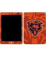 Chicago Bears Double Vision Apple iPad Skin