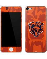 Chicago Bears Double Vision Apple iPod Skin