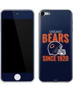 Chicago Bears Helmet Apple iPod Skin